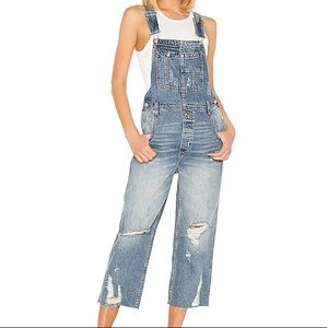 NWT - Free People overalls